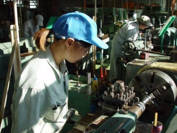機械加工科
